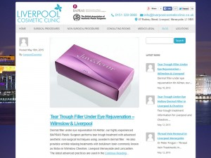 Liverpool Cosmetic Clinic Blog