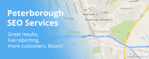 Peterborough SEO by pete duffy