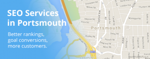 Portsmouth SEO by pete duffy