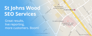 St Johns Wood SEO by pete duffy