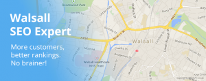 Walsall SEO by pete duffy