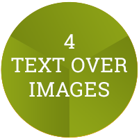 Text Over Images