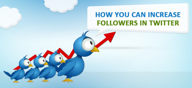 13 Ways To Increase Your Twitter Followers
