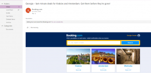Showing examples of a good email marketing strategy