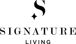 SEO services carried out on behalf of Signature Living logo