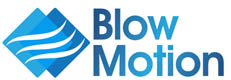 Liverpool SEO, Web Design and Social Media work done for Blow Motion logo