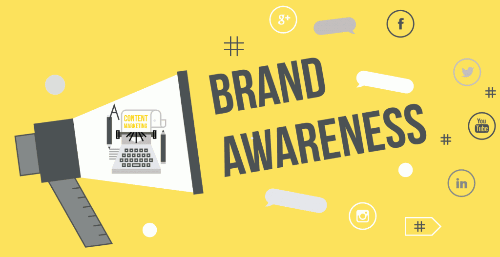 Brand awareness is so useful for feeling the benefits of Google My Business